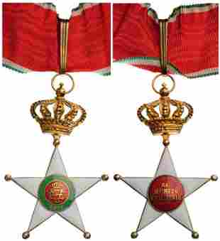 ORDER OF THE COLONIAL STAR, 1914