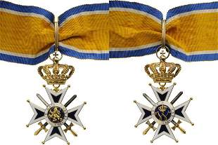 ORDER OF THE ORANGE NASSAU