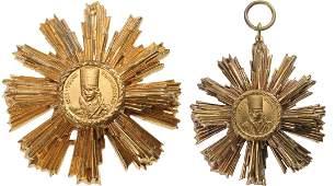 RSR  ORDER OF TUDOR VLADIMIRESCU instituted in 1966