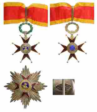 ORDER OF SAINT GREGORY