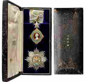 The Most Exalted Order of the Star of India