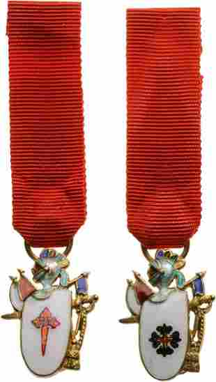 Order of St. Yago of the Sword