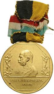 Kaiser Jubliaeum-Festzug Medaille, 1908