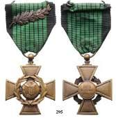 295 War Cross