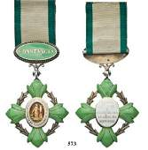 573  Military Merit Cross for Long Service 30 years