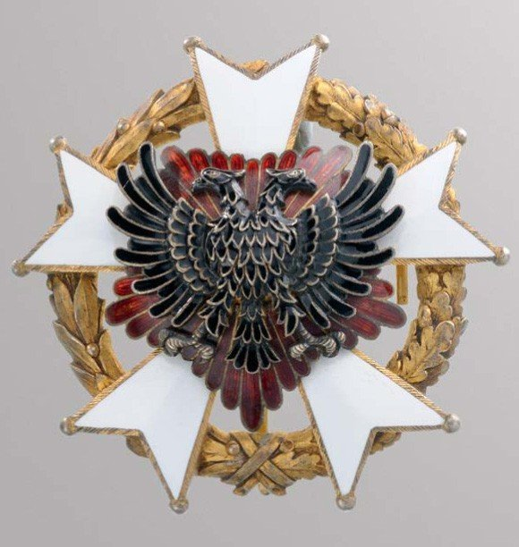 6: A most rare breast star of the Order of Courage