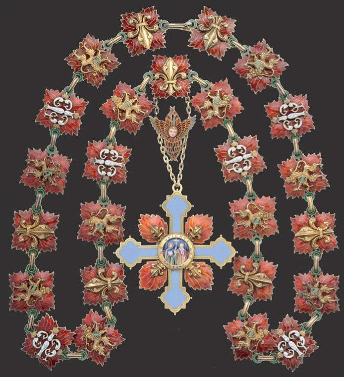 14: Order of St. Cyril and Methodius