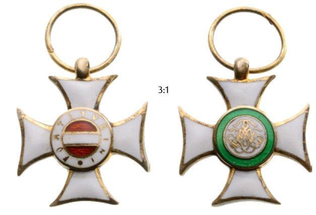 4: ORDER OF MARIA THERESA