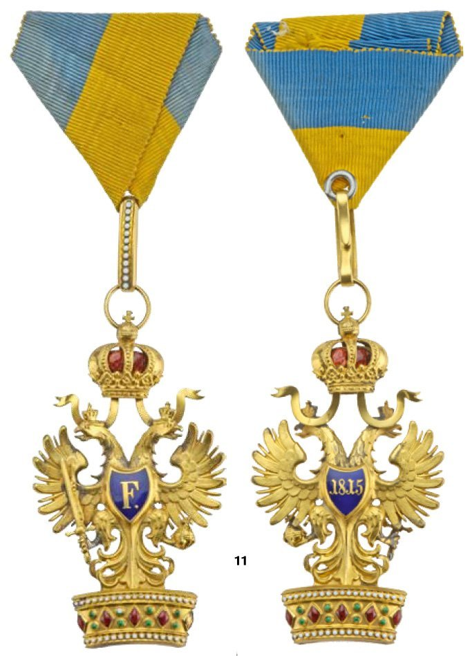 11: ORDER OF THE IRON CROWN