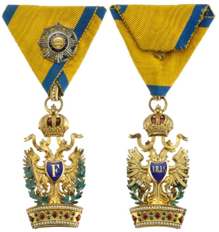 22: ORDER OF THE IRON CROWN