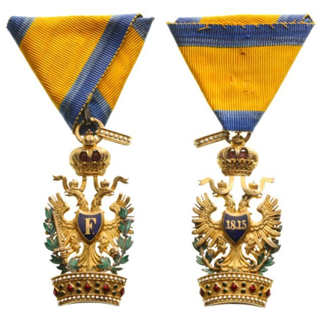 23: ORDER OF THE IRON CROWN