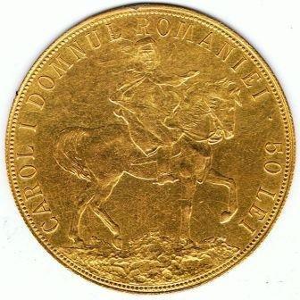 50 Lei 1906