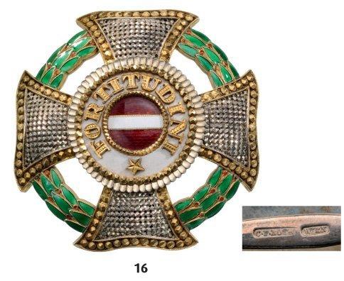 MILITARY ORDER OF MARIA THERESIA