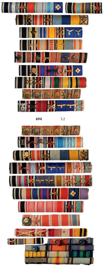 Ribbon Bars.