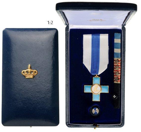 CIVIL MERIT ORDER OF SAVOIA, 1831 Knight 's Cross.