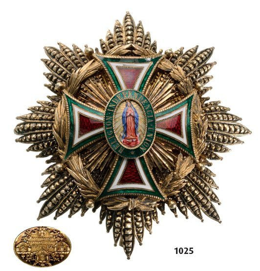 ORDER OF THE NOTRE DAME OF GUADALUPE