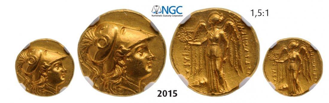Stater (Struck 250-225 BC) Mesembria, GOLD (8.47g) Obv