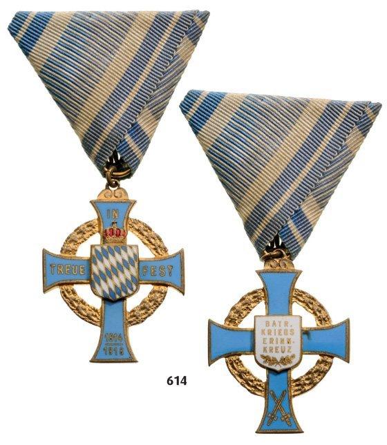 Bavaria WWI Commemorative Cross.