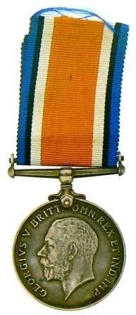 Commemorative War Medal, George V