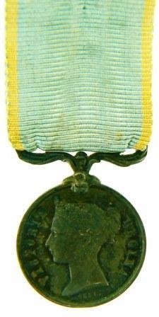 CRIMEA MEDAL 1854-1855