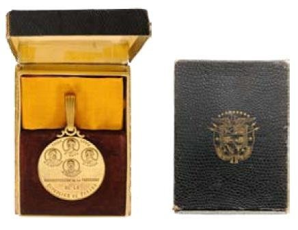 Medal of the 50th Anniversary of the Independence of