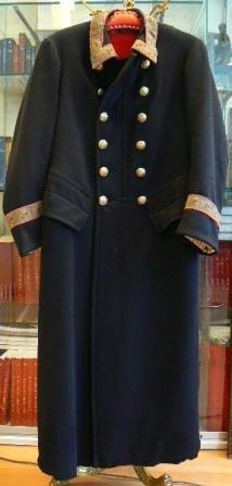 Great Coat of Royal Court Butler (1930 - 1941)