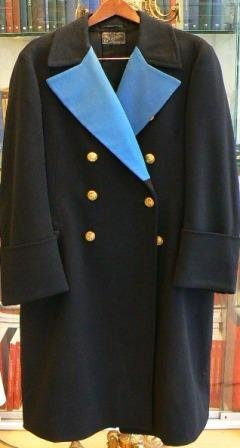 Winter greatcoat of the Royal Navy (1940)