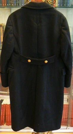 Winter greatcoat of the Royal Navy (1940) - 2