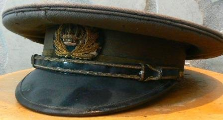 Romanian NCO cap