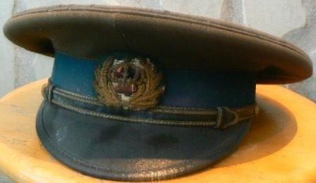 Romanian officer, Mihai Viteazul guard regiment