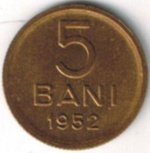 5 BANI 1952