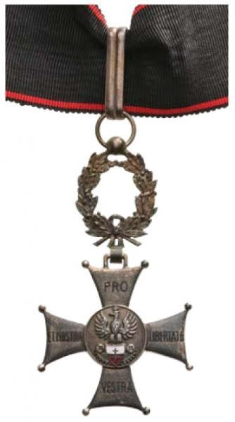 MERIT CROSS OF THE POLISH FIGHTERS AND RESISTANCE IN