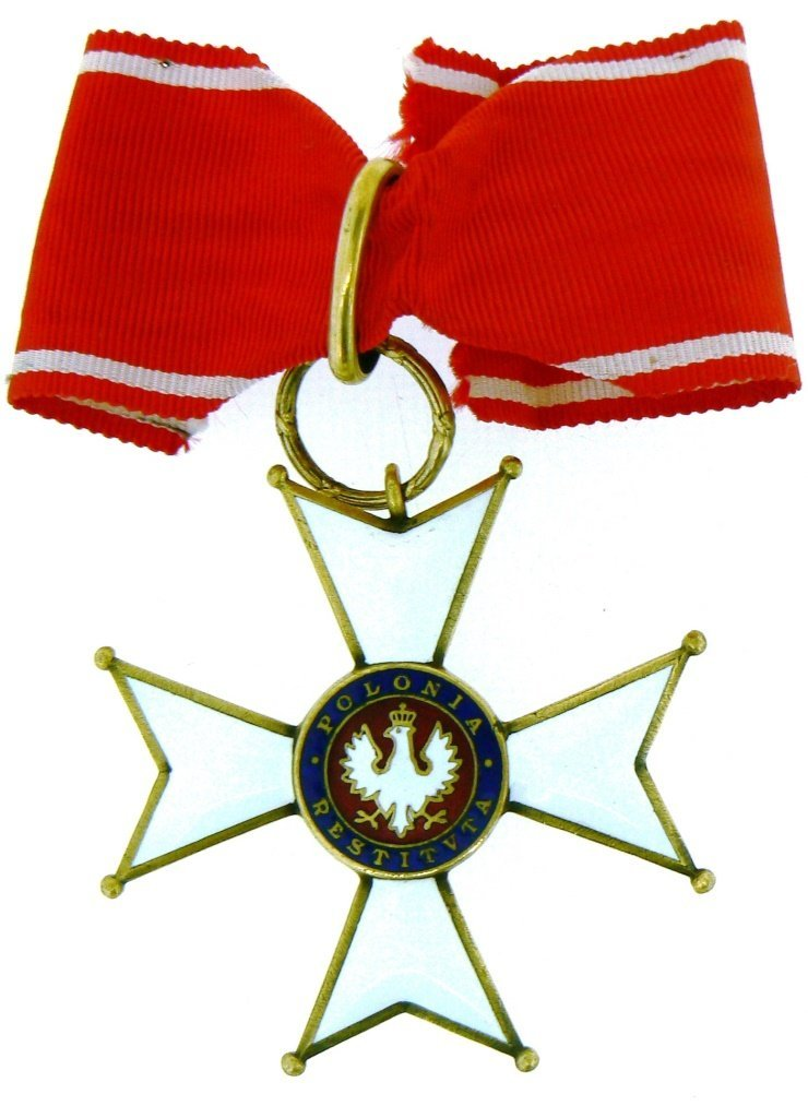 ORDER OF POLONIA RESTITUTA, 1918