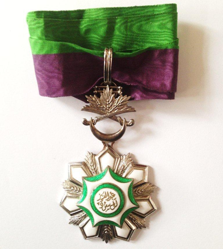 ORDER OF KING ABDUL AZIZ