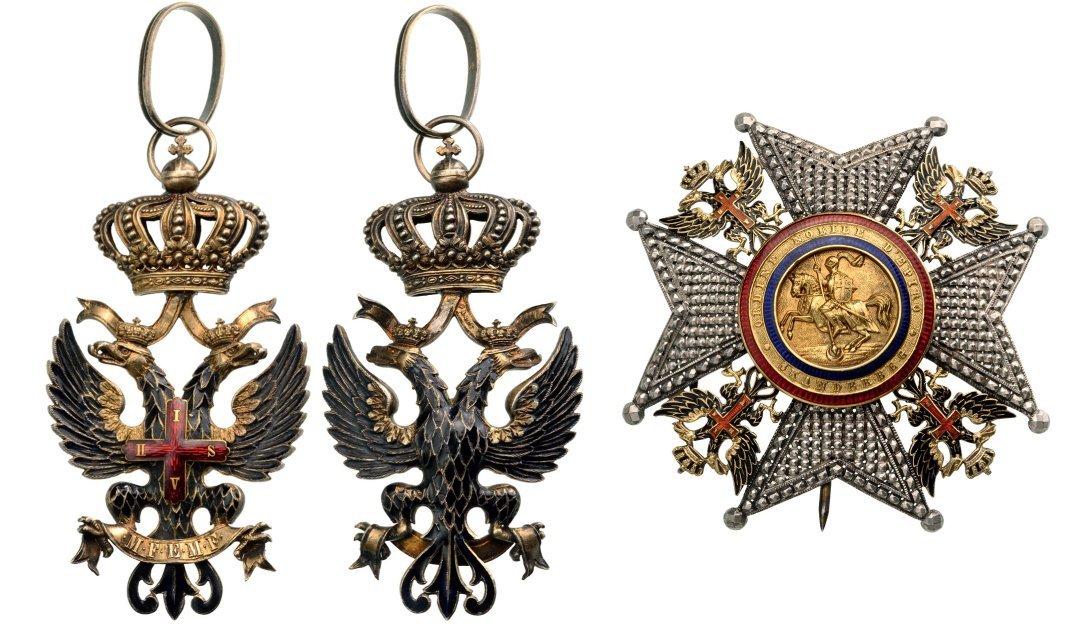 EPIRE NOBLE ORDER OF SKANDERBERG