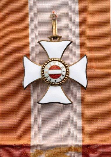 ORDER OF MARIA THERESA