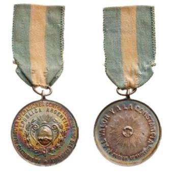 Medal for Allies in the Paraguyan War