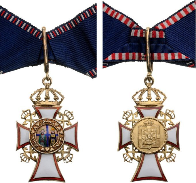 ROYAL ORDER OF SAINTS GEORGE AND CONSTAINTINE