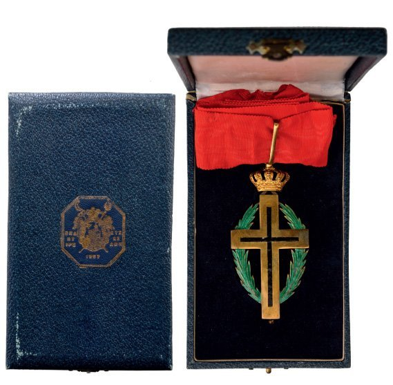 ORDER OF THE ORTHODOX PATRIARCHATE OF JERUSALEM Command