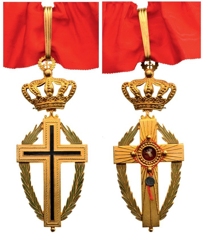 ORDER OF THE ORTHODOX PATRIARCHATE OF JERUSALEM