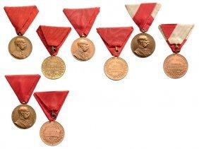 "Military Merit Medal ""signum Laudis"""