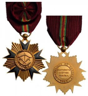 National Order Of Dahomey