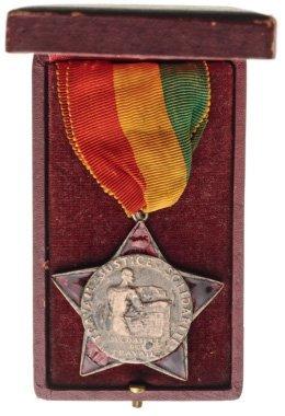 Labor Medal 1961.