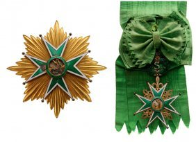 The Military And Hospitaller Order Of Saint Lazarus