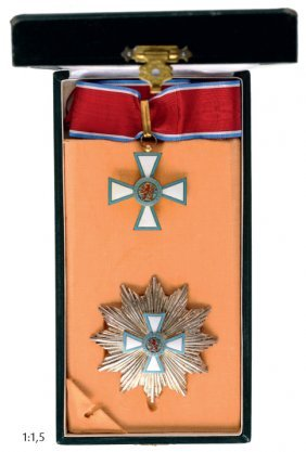 Order Of Merit Of The Grand Duchy Of Luxemburg