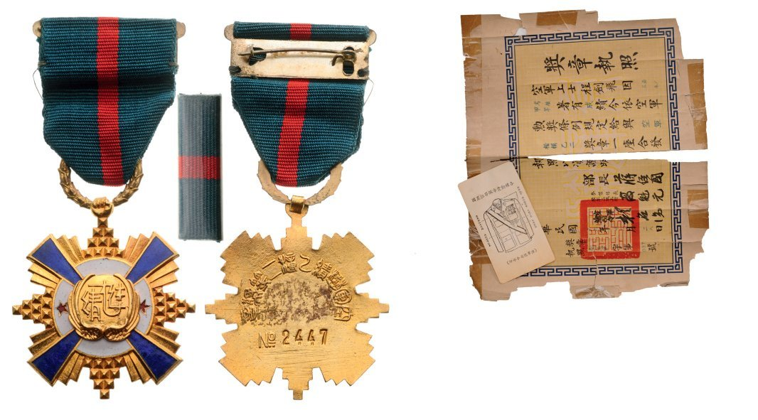 Air Force Distinguished Service Medal