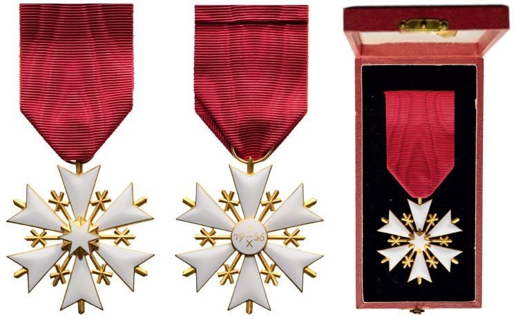 ORDER OF THE WHITE STAR, 1936