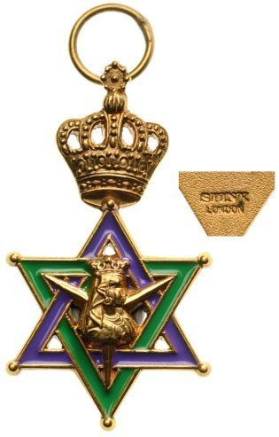 ORDER OF THE QUEEN OF SHEBA
