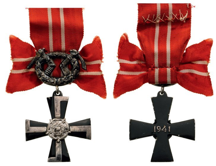 ORDER OF THE LIBERTY CROSS