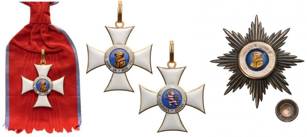 ORDER OF PHILIP THE MAGNANIMOUS